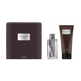 Abercrombie & Fitch First Instinct - EDT 50 ml + sprchový gél 200 ml