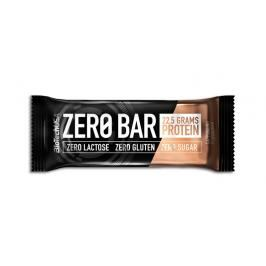 Tyčinka Zero Bar od Biotech USA 50 g Double Chocolate