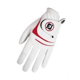 Footjoy Weathersof MLH White/Red M