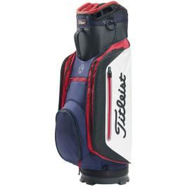 Titleist Lightweight Club 14 Cart Navy/White/Red