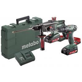 METABO Combo Set BS 18 + KHA 18 LTX 685083000